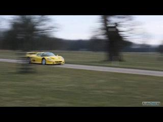 Сумасшедший отжиг на двух Ferrari F50 общей стоимостью 1,5 млн долларов