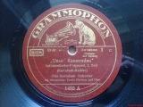 немецкие марши, граммофонная запись 1930-х